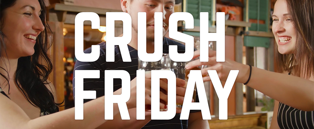 Crush Friday Video
